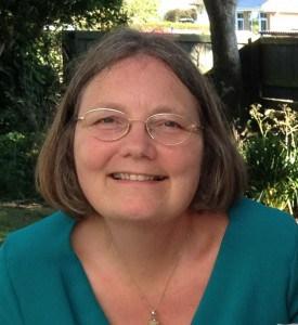 Photo of Erika Baker, English-German translator, UK